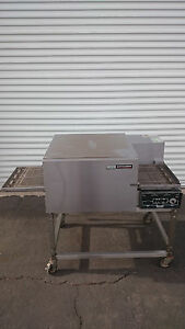 Lincoln Impinger Conveyor Pizza Oven Model 1132 In Electric 208v