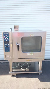 Alto Shaam 7 14 Mlg Combitherm Steamer Oven In Natural Gas