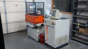 Charmilles Form 20znc Edm Sinker W Touch Screen 2003