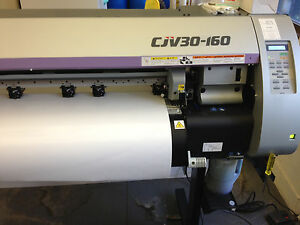 Mimaki Cjv30 130 54 Printer cutter