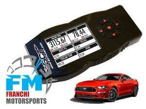 Sct X4 7015 Tuner Programmer For 2011 2018 Ford Mustang Gt With 5 0 V8 Engine