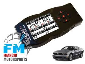 Sct X4 7015 Tuner Programmer For 2011 2016 Ford Mustang With 3 7 V6 Engine
