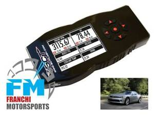 Sct X4 7416 Tuner Programmer For 2010 2015 Chevrolet Camaro Ss With 6 2 Ls3