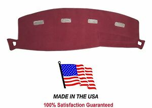 2003 2005 Dodge Ram Pick up 1500 Burgundy Carpet Dash Board Dash Cover Do1 10 5