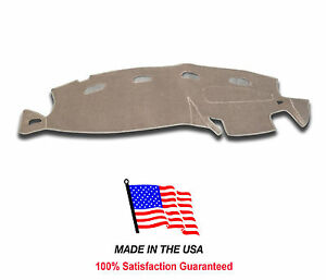 1998 2001 Dodge Ram 1500 Mocha Carpet Dash Board Dash Cover Mat Pad Do18 16 5