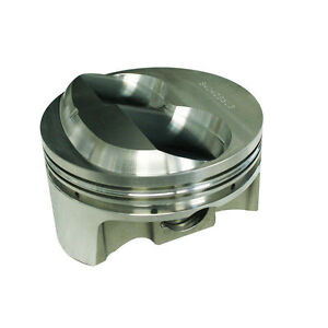 Howards Cams 840425613 Sbc 350 40 Over 6 Rod Forged 13 0cc Domed Pistons Chevy