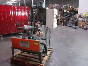 Walton stout Vacuum Blower Package With Ge 5 Hp Motor