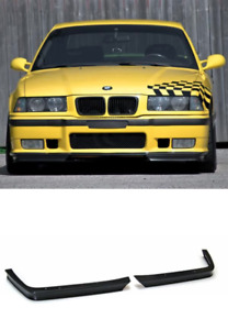 1992 99 Bmw E36 M3 Front Bumper Lower Bottom Velocity Gt Splitters Pair New Set