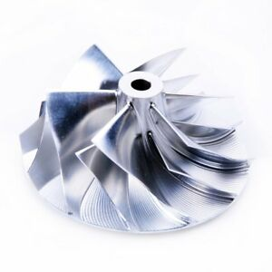 Tritdt Billet Turbo Compressor Wheel For K23 Porche 930 Turbo 53 5 80 Mm 6 6