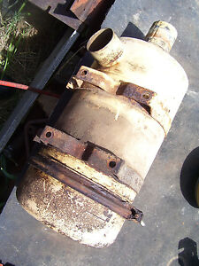 Vintage Ji Case 930 Lp Gas Western Tractor air Cleaner Assy 1966