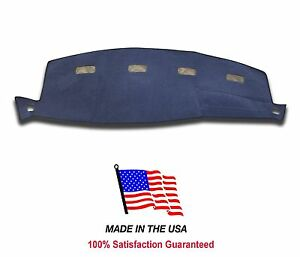 Dodge Ram Pick up 1500 2003 2005 Blue Carpet Dash Cover Dash Board Mat Pad Do1 9
