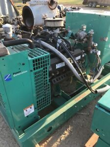 Cummins Generator Ford Triton V10 60kw 3 Phase Propane Or Natural Gas used
