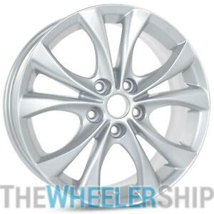 Set Of 4 New Wheels For Mazda 3 2010 2011 17 X 7 Replacement Wheel 64929