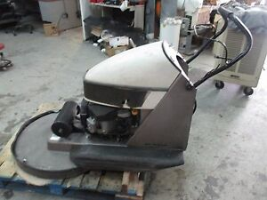 Pioneer Eclipse 28 Propane Floor Burnisher Buffer Polishing With 17hp Kawasaki
