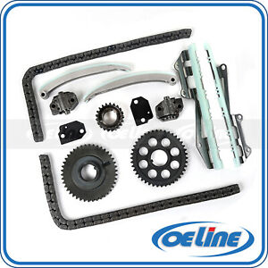 Timing Chain Kit For 96 01 Ford F 150 Mustang 281cid Romeo 4 6l V8 Sohc W Gear