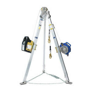 3m Dbi sala Confined Space Entry System 7ft H 60ft L 8301041