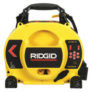 Ridgid Transmitter led yellow 10 To 490 Khz 49338 Yellow