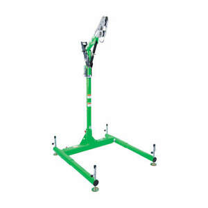 3m Dbi sala Aluminum Confined Space Hoist Frame 8518000 Green