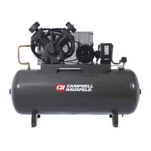 Campbell Hausfeld Electric Air Compressor 2 Stage 34 1 Cfm Ce8001