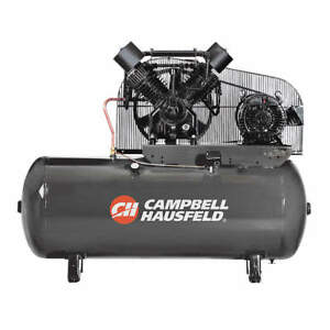 Campbell Hausfeld Electric Air Compressor 2 Stage 15 Hp Ce8003