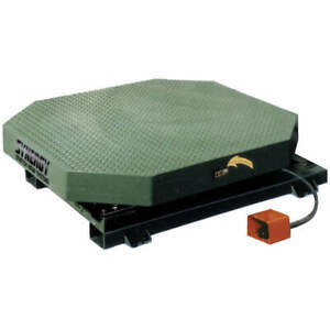 Highlight Stretch Wrap Turntable 4000 Lb Load Cap 788006