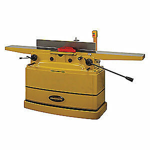 Powermatic Jointer cast Iron 2 Hp 1610082