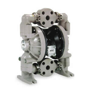 Aro Double Diaphragm Pump air Operated 2 6662b3 344 c