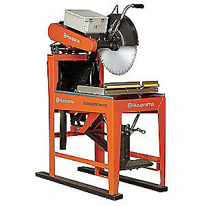 Husqvarna Diamond Blade Masonry Saw wet Cut elctrc 20 In Ms510