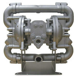 Sandpiper Double Diaphragm Pump air Operated 1 Hdf1 Db2a