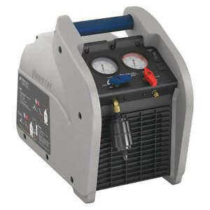 Inficon Refrigerant Recovery Machine 115v 714 202 g1