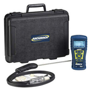 Bacharach 0024 8523 Combustion Analyzer Kit