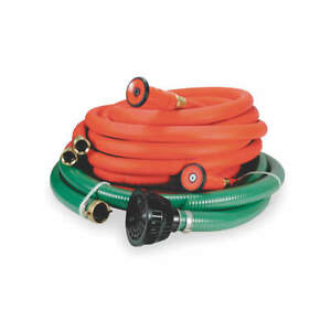 W s Darley Co Fire Pump Hose Kit Ak284