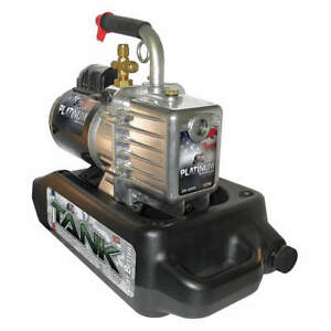 Jb Industries Refrig Evacuation Pump 7 0 Cfm 6 Ft Dv 200n