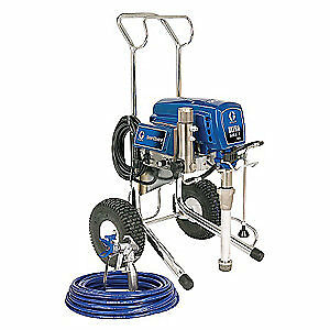 Graco Airless Paint Sprayer 2 Hp 0 95 Gpm 16w892
