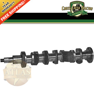 Crankshaft19 New David Brown Tractor Crankshaft Db 4 49 990 Late S n