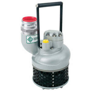 Greenlee H4665a Water Pump hyd 2 In Outlet 275 Gpm Max