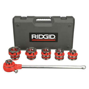 Ridgid Manual Ratchet Pipe Threader 1 2 To 2 36475