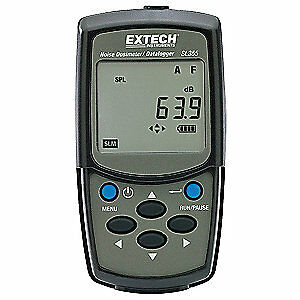 Extech Sound Level Meter digital 60 To 143 Db Sl355