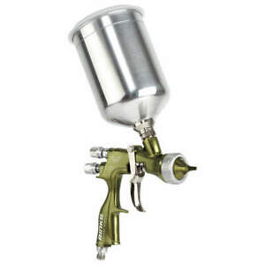 Binks Conventional Spray Gun mdm gravity 30 Oz 2466 14lv 23sg