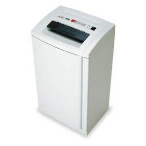 Hsm Classic Paper Shredder cross cut 5 To 7 Sheets 125 2cl6 White