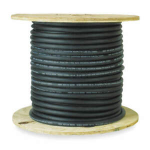 General Cable Vntc Tray Cable 6 3 500 Ft 80a black 226410