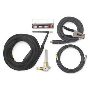 Miller Electric Water Cooled Torch Kit 250 Amps dinse 300185