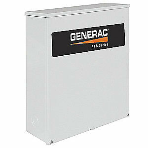 Generac Automatic Transfer Switch 200a 208v Rtsn200g3 Gray