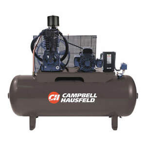 Campbell Hausfeld Electric Air Compressor 2 Stage 16 6 Cfm Ce7052