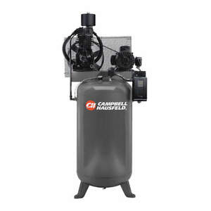 Campbell Hausfeld Electric Air Compressor 2 Stage 16 6 Cfm Ce7050