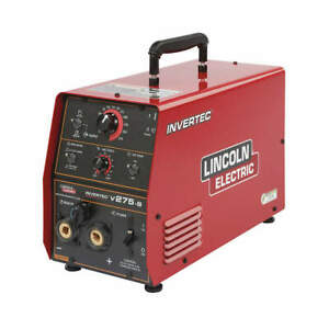 Lincoln Electric Multiprocess Welder invertec 5 275a Dc K2269 1