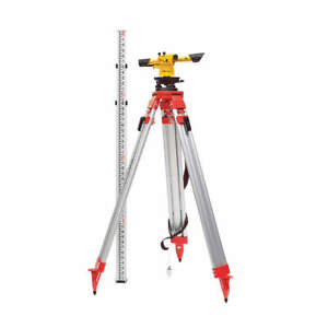 Cst berger Transit Level Kit w Tripod And Rod 54 200k