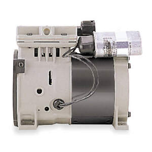 Thomas 688ce44 Piston Air Compressor vacuum Pump 1 3hp