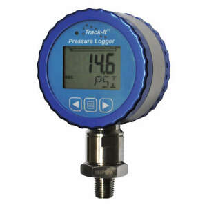 Monarch Data Logger pressure temp 0 To 150 Psig 5396 0371