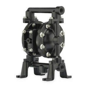 Double Diaphragm Pump aluminum 1 2 670042